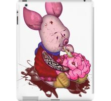 Brain Food is Good For You iPad Case/Skin
