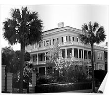 Out of the Past - Charleston Style Poster