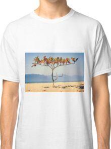Brazilian Beach Tree Classic T-Shirt