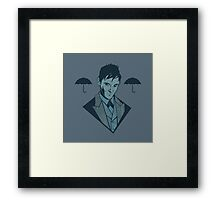 The Penguin Oswald Cobblepot Framed Print