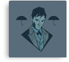 The Penguin Oswald Cobblepot Canvas Print