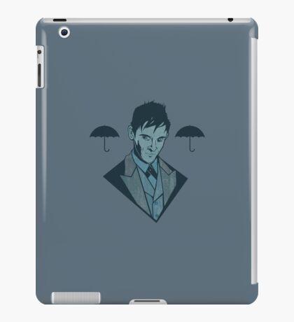 The Penguin Oswald Cobblepot iPad Case/Skin