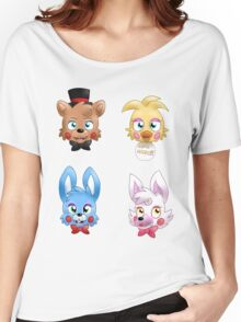 Toy Animatronics  Women's Relaxed Fit T-Shirt