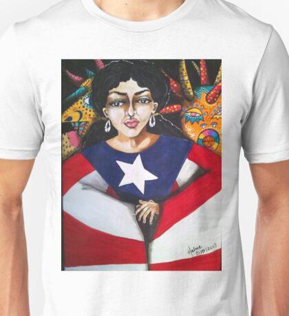 Con Los Vejigantes Unisex T-Shirt