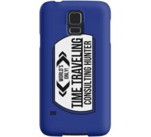 Consulting Hunter Samsung Galaxy Case/Skin