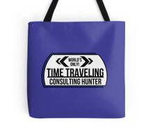 Consulting Hunter Tote Bag