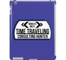 Consulting Hunter iPad Case/Skin