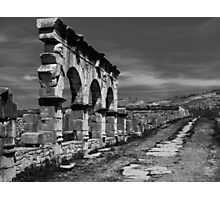 Dream's ruins Photographic Print