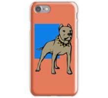 PIT BULL-5 iPhone Case/Skin