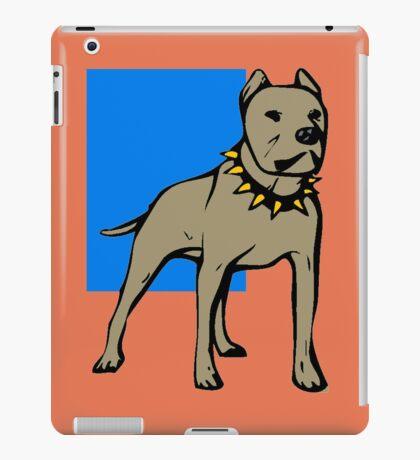 PIT BULL-5 iPad Case/Skin