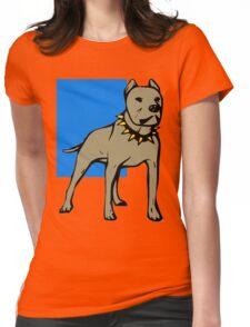 PIT BULL-5 Womens Fitted T-Shirt
