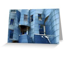 Weisman Art Museum, Minneapolis, MN Greeting Card