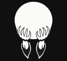 Dungeon Oracle Logo (White) by svdpress
