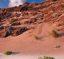 Mandalay Beach Cliffs 2 by DistantLight