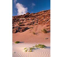 Mandalay Beach Cliffs 2 Photographic Print