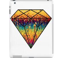 Metallic Diamond iPad Case/Skin