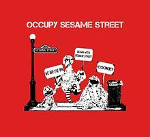 Occupy Sesame Street Unisex T-Shirt