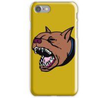 PIT BULL-6 iPhone Case/Skin