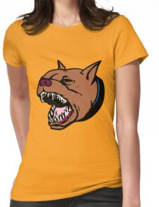 PIT BULL-6 Womens Fitted T-Shirt