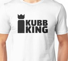 Kubb king Unisex T-Shirt