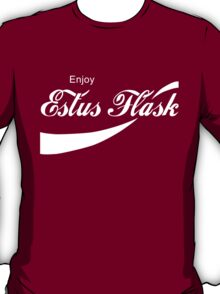 Coca Cola Estus Flask T-Shirt