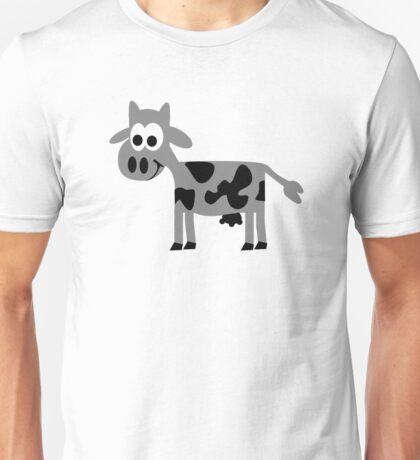 Comic cow Unisex T-Shirt