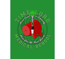 Time Lord Medical School 11 Photographic Print