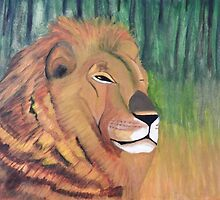 KING OF THE JUNGLE by JoAnnHayden