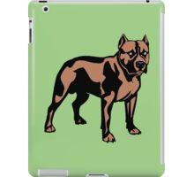 PIT BULL-7 iPad Case/Skin