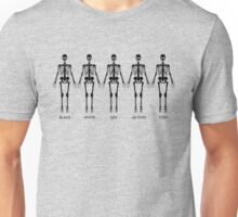 Underneath the skin. Unisex T-Shirt