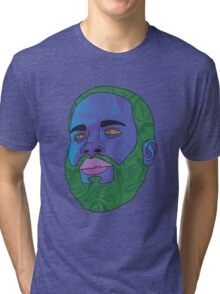MC Ride (Death Grips) Tri-blend T-Shirt