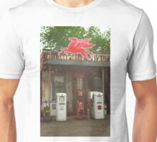 Route 66 Vintage Pumps Unisex T-Shirt