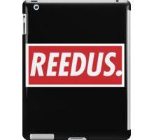 REEDUS.  iPad Case/Skin