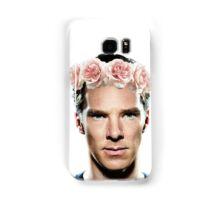 Benedict Flowerbatch Samsung Galaxy Case/Skin
