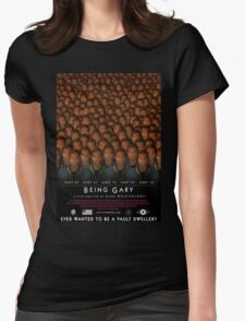 Being Gary Womens Fitted T-Shirt
