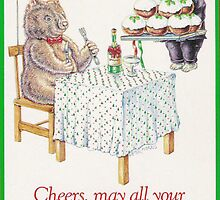 Wombat Puddings by Pete Morris
