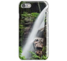 Alongside Avalanche Falls iPhone Case/Skin