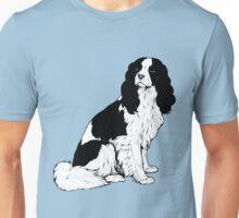 King Charles Spaniel Unisex T-Shirt