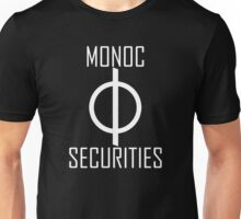 Monoc Securities Unisex T-Shirt