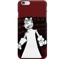 Doctor Horrible - Transparent Evil Laugh iPhone Case/Skin