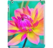 Dahlia Arrayed in Splendor iPad Case/Skin