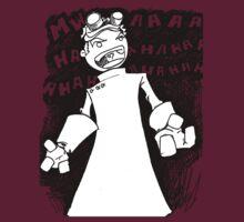 Doctor Horrible - Transparent Evil Laugh by BasiliskOnline