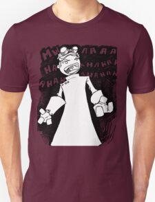Doctor Horrible - Transparent Evil Laugh Unisex T-Shirt