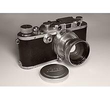 Leica IIIa Photographic Print
