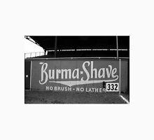 Baseball Field - Burma Shave Unisex T-Shirt