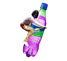 dirty sprite chief keef Photographic Print