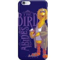The Big Birdowski iPhone Case/Skin