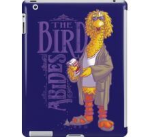 The Big Birdowski Parody iPad Case/Skin
