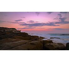 Maroubra Beach NSW Photographic Print