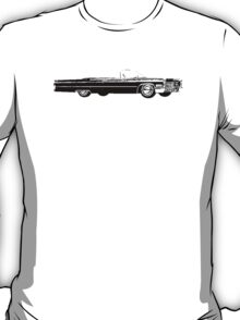1966 Cadillac De Ville Convertible T-Shirt